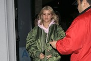 Sofia Richie Dines Out At Catch Restaurant