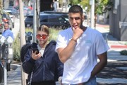 Sofia Richie Out For Lunch With A Friend In Los Angeles