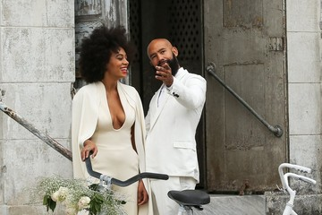 Solange Knowles Solange Knowles Marries Alan Ferguson In New Orleans
