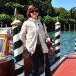 Sophie Rois Sophie Rois Arriving At The Excelsior Hotel In Venice