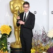 Steven Price Press Room at the 86th Annual Academy Awards — Part 3