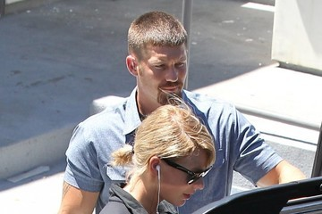 Taylor Swift Taylor Swift Hits The Gym