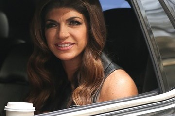 Teresa Giudice Teresa Giudice Is Seen Out and About in NYC
