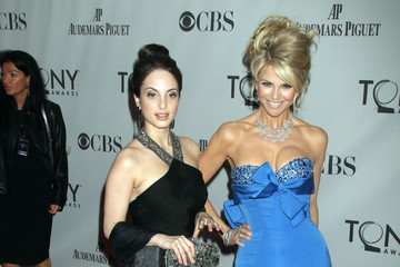 Christie Brinkley Alexa Ray Joel The 65th Annual Tony Awards