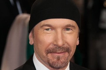 The Edge Arrivals at the 86th Annual Academy Awards — Part 2