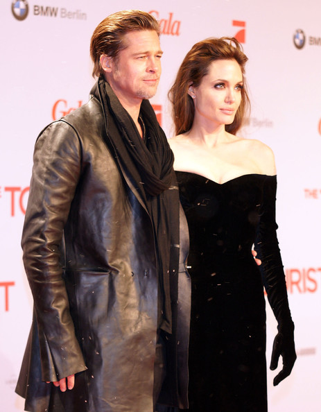Celebrities attending 'The Tourist' premiere at the Cinestar Sony Center in Berlin, Germany.