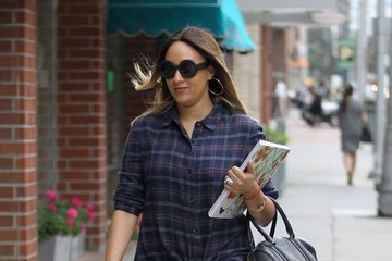 Tia Mowry Tia Mowry Seen Out And About In Beverly Hills
