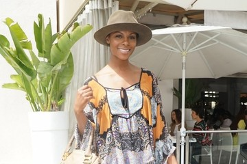 Tika Sumpter Tika Sumpter Out And About In LA