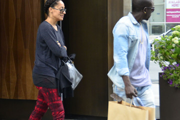 Bu Thiam Tracee Ellis Ross & Bu Thiam Check Out