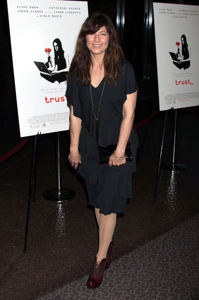 Celebrities attending the screening of Millennium Entertainment's 'Trust' held at the DGA Theater in Los Angeles, CA.