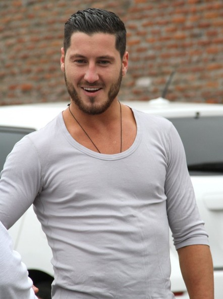 val chmerkovskiy height