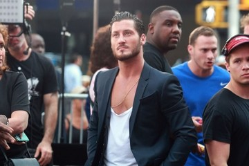 Val Chmerkovskiy The New 'DWTS' Cast Visits 'Good Morning America'