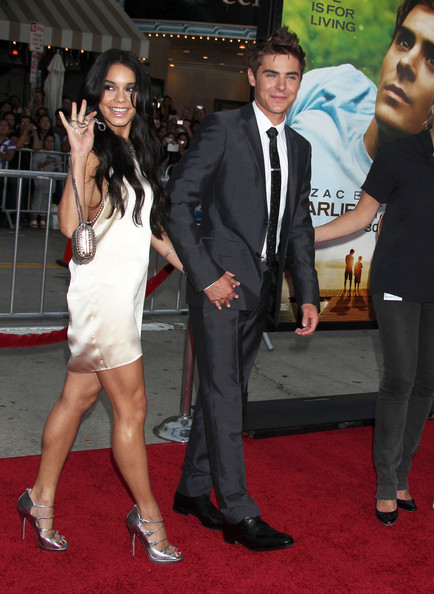 and efron hudgens Vanessa zac