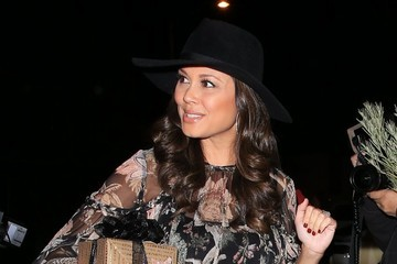 Vanessa Lachey Vanessa Lachey and a Friend Head to a Party in LA