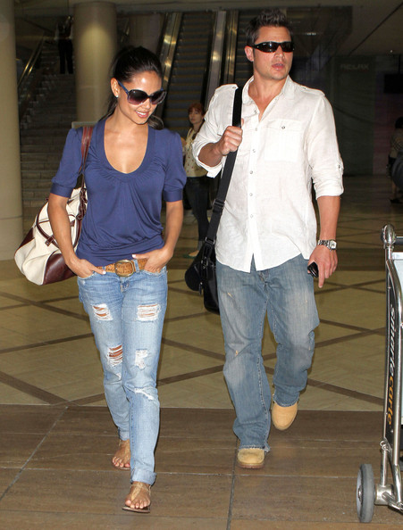 Vanessa Minnillo couple