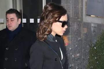 Victoria Beckham Victoria Beckham Is Seen Out in NYC