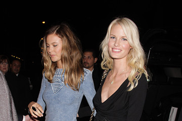 Behati Prinsloo Victoria's Secret Fashion Show After Party
