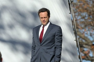 Vince Vaughn Vince Vaughn Films 'Business Trip'