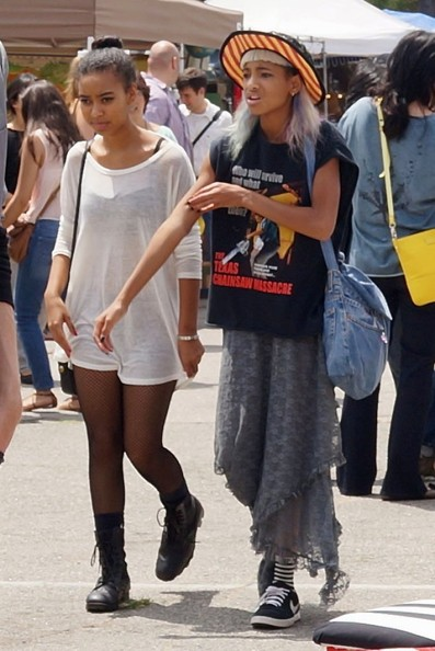 Willow Smith And Her Boyfriend 2013 Nosee Rosee: WEEKEND E...