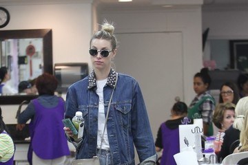 Whitney Port Whitney Port Runs Errands in West Hollywood