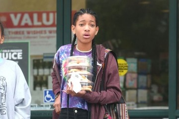Willow Smith Willow Smith Forgets Where She Parked At Whole Foods