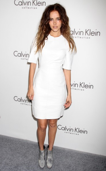 Calvin klein collection after party during new york fashion week in