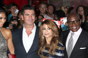 """Celebrities attend the """"The X Factor"""" World Premiere Screening at the ArcLight Cinemas in Hollywood."""