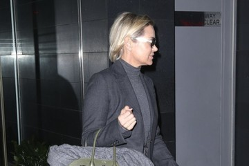 Yolanda Hadid Yolanda Hadid Is Seen Out and About in NYC