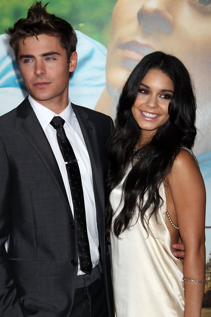 Zach efron dating vanessa hudgens