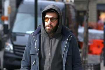 Zachary Quinto Zachary Quinto Out And About In NYC