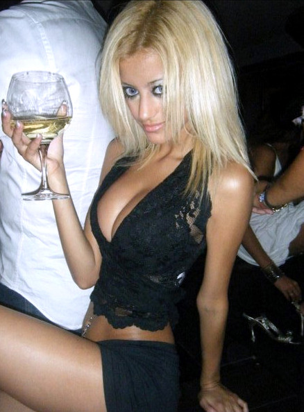 Zahia+Dehar in Zahia Dehar: Prostitute In French World Cup Team's Sex Scandal - FILE PHOTOS