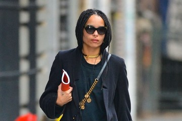 Zoe Kravitz Zoe Kravitz Out and About in NYC