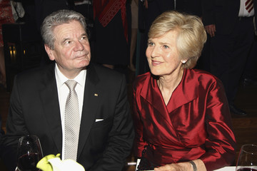 Joachim Gauck Friede Springer 100th Anniversary Axel Springer Ceremony