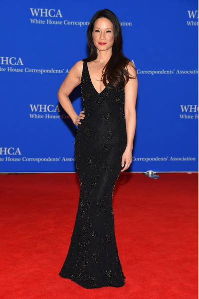 Lucy Liu white house