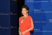 Julie Chen attends the 101st Annual White House Correspondents' Association Dinner at the Washington Hilton on April 25, 2015 in Washington, DC.