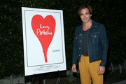 """Chris Pine attends the 10th anniversary screening of """"Star Trek"""" at Hollywood Forever and trailer premiere of """"Love, Antosha"""" at Hollywood Forever on June 09, 2019 in Hollywood, California."""