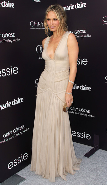 Model Molly Sims attends the 10th Annual Chrysalis Butterfly Ball on June 11, 2011 in Los Angeles, California.