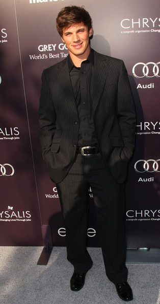Actor Matt Lanter attends the 10th Annual Chrysalis Butterfly Ball on June 11, 2011 in Los Angeles, California.
