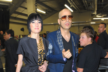 Cucu Diamantes Andres Levin The 10th Annual Latin GRAMMY Awards - Backstage And Audience