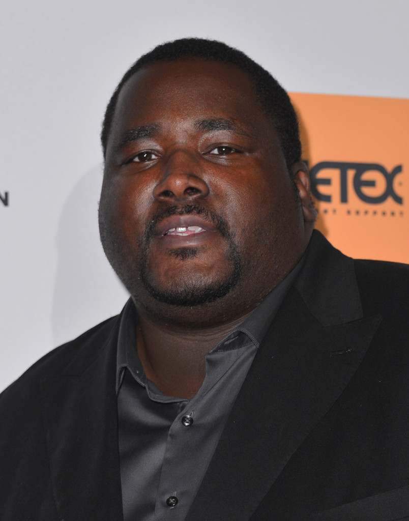 Quinton Aaron in 10th Annual Living Legends Of Aviation ...