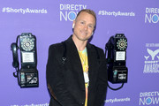 10th Annual Shorty Awards - Arrivals & Pre-Show