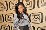Choreographer Laurieann Gibson attends the 10th Annual TV Land Awards at the Lexington Avenue Armory on April 14, 2012 in New York City.