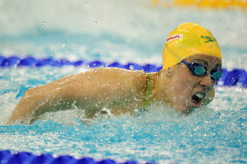 Felicity Galvez 10th FINA World Swimming Championships (25m) - Day One