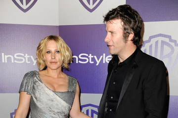 Patricia Arquette Thomas Jane 11th Annual Warner Brothers And InStyle Golden Globe After-Party