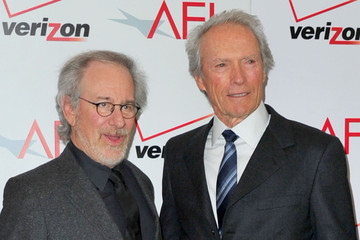 Steven Spielberg Clint Eastwood 12th Annual AFI Awards - Arrivals