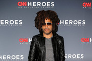 Lenny Kravitz attends the 12th Annual CNN Heroes: An All-Star Tribute at American Museum of Natural History on December 09, 2018 in New York City.