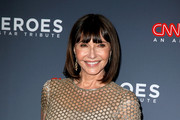 Mary Steenburgen attends the 12th Annual CNN Heroes: An All-Star Tribute at American Museum of Natural History on December 09, 2018 in New York City.