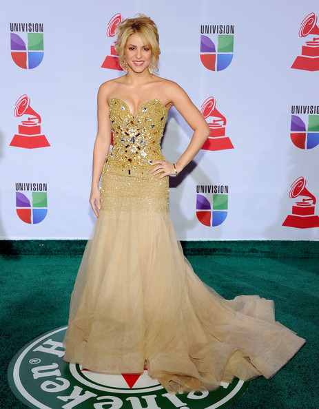 The 12th Annual Latin GRAMMY Awards - Arrivals