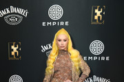 Iggy Azalea attends the 12th annual Mo Landy x EMPIRE Radio appreciation brunch. at Andaz Hotel on June 23, 2019 in Los Angeles, California.