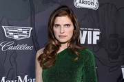 Lake Bell attends the 12th Annual Women in Film Oscar Nominees Party Presented by Max Mara with additional support from Chloe Wine Collection, Stella Artois and Cadillac at Spring Place on February 22, 2019 in Los Angeles, California.